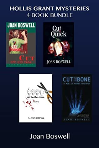 book cover of Hollis Grant Mysteries 4-Book Bundle