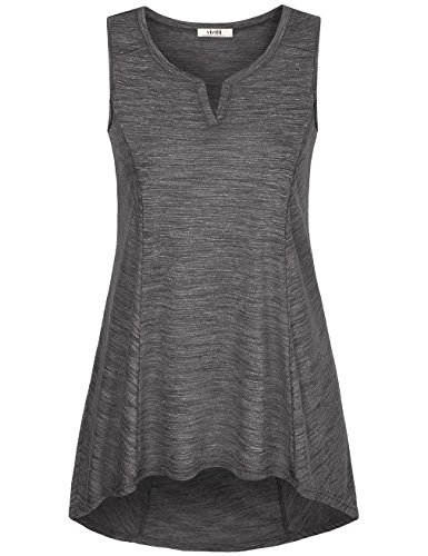 Vivilli Womens Summer Comfy Sleeveless