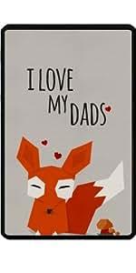 Funda para Kindle Fire 7 pouces - Amo A Mis Papás