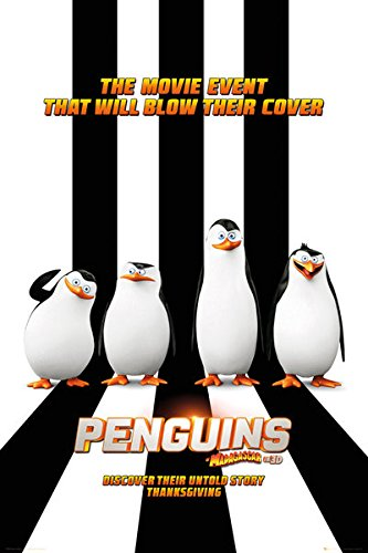 Penguins Of Madagascar - Movie Poster / Print (Regular Style) (Size: 24