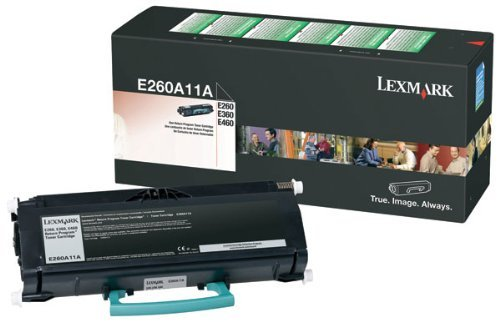 LEXMARK E260A11A / Standard Yield Return