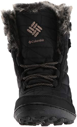 Ankle Pebble III Boot Shorty Minx Columbia Black Women's zqvpwIn8