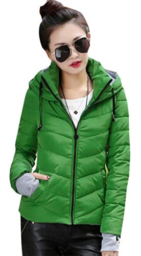 Ultralight Packable Jacket Hooded Puffer Solid 1 Women's EKU Coat Down pI5XXq
