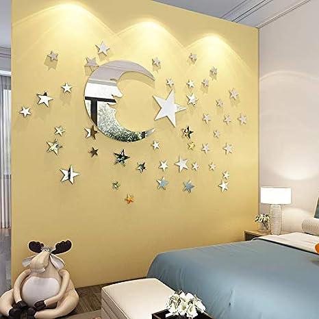 Globos Aerost/áticos de Animales Vinilo Pegatinas Decorativas Adhesiva Pared Dormitorio Sal/ón Guarder/ía Habitaci/ón Infantiles Ni/ños Beb/és