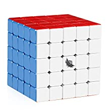 D-FantiX Cyclone Boys 5x5 Stickerless Speed Cube Puzzle Cube 64mm