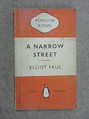 A Narrow Street de Elliot Paul