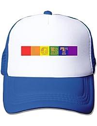LGBT Pride Rainbow Unisex Boy Hats