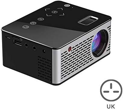 MongKok LED Mini Projector HD Portable HDMI USB AV Support Power ...