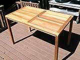Atlanta Teak Furniture - Teak Bar Table - 6 seater - Grade-A