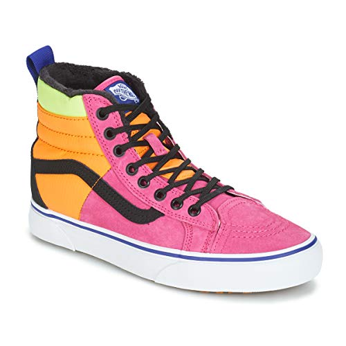 giallo Vans Adulto Authentic Rosa Vqer759Sneaker Unisex multicolore 29EDHIW
