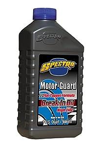 Spectro R.MGBIF Motor Guard Break-In Flat-Tappet Oil from Spectro