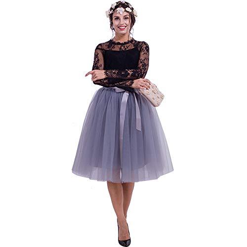 Tulle Skirt Pleated Tutu...
