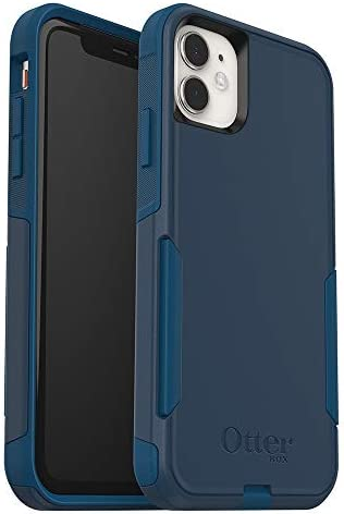 OtterBox Commuter Series Case For iPhone 11 - Bespoke Way (Blazer Blue/Stormy Seas Blue)