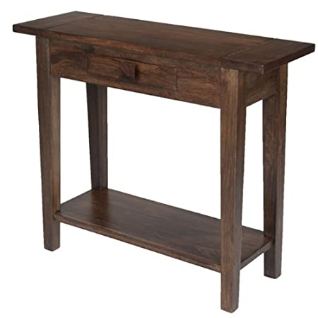 telephone console table. solid wood walnut lamp telephone hall console table telephone console table