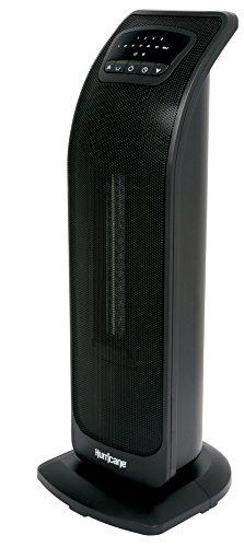 Hurricane Tower Heater | 70 Degree Oscillating Heater w/ Remote Control