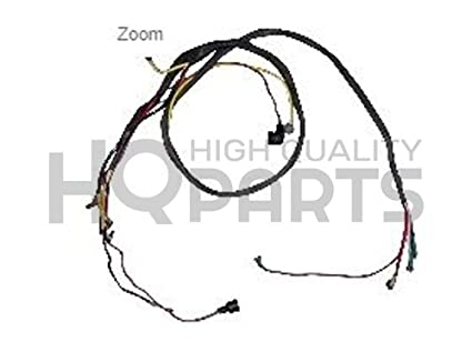 amazon com 1100 0584hn ford new holland wiring harness automotive rh amazon com New Holland Tractors Old New Holland
