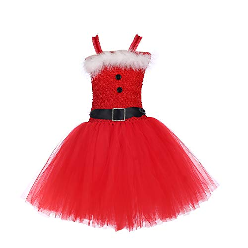 AQTOPS Christmas Santa Claus Costume for Toddler