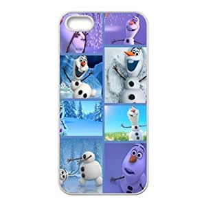 diy zhengFrozen fresh snow baby Cell Phone Case for Ipod Touch 4 4th /