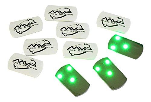 Flat Led Lights Disc Golf