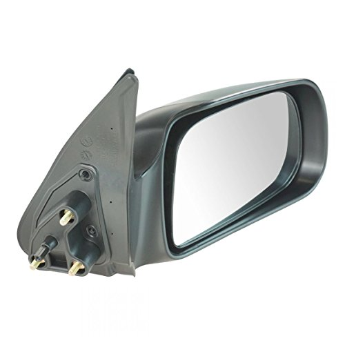 Mirror Manual Remote Passenger Side RH Right for 00-04 Tacoma Pickup Truck