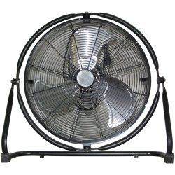 Mountain CED500BO3 - 20'' High Velocity Floor Fan That Tilts 4 Ways by Mountain