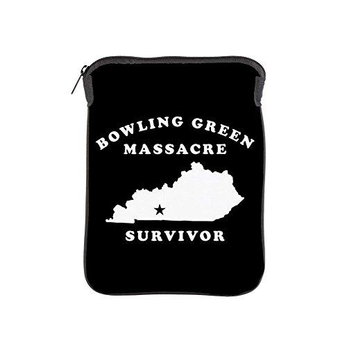CafePress - Bowling Green Massacre Survivor - iPad Sleeve ()