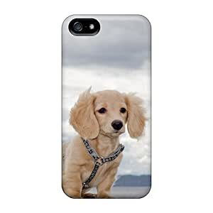 Perfect Puppy Outside Case Cover Skin For Iphone 5/5s Phone Case