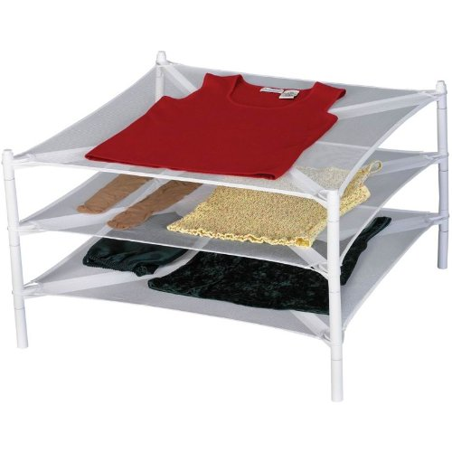 Sweater Air Dryer Clothes Rack Stacks & Folds 3-Pack  - Hous