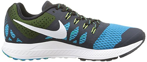 Nike Air Zoom Elite 7, Men's Trainers Blue (Blaue Lagune/Volt/Brigade Blau/Dunkel Obsidian)
