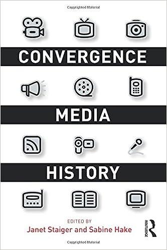 CONVERGENCE MEDIA HISTORY EPUB