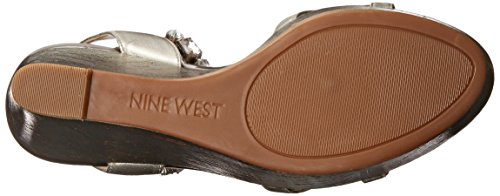 Synthetic Admiral Nine Synthetic West Womens Admiral Pewter qvwz6gxw