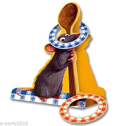- RATATOUILLE RING TOSS GAME ~ Birthday Party Supplies Decorations Centerpiece