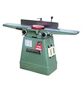 General International 80 100l M1 Jointer With Closed Stand