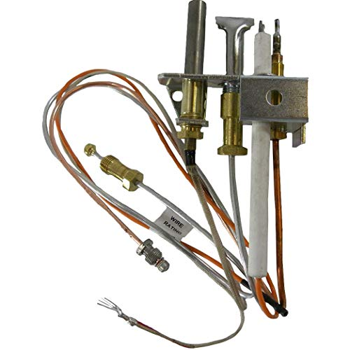 Heatilator and Heat-n-Glo Natural Gas Pilot Assembly 4021-732 (Assembly Natural)