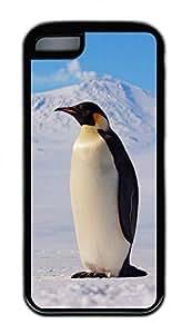 Distinct Waterproof Brave The Penguin2 Design Your Own iPhone 5c Case