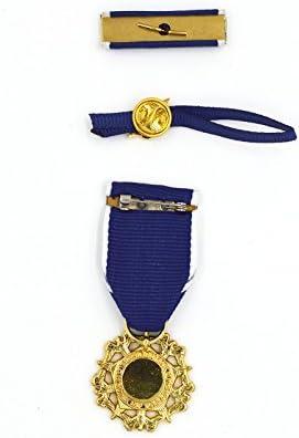 Hero-Dream Cased US Medal Order Presidential Medal of Freedom with Distinction 2017,full Set,Repro