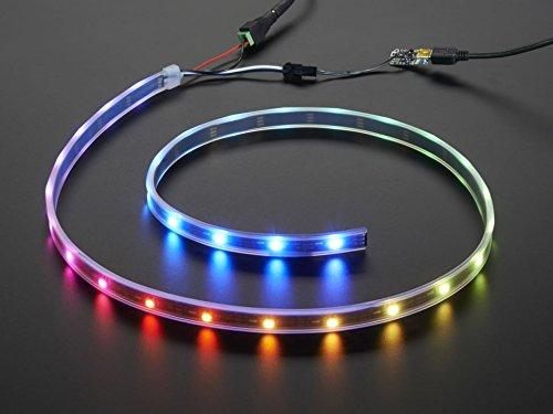 Adafruit NeoPixel LED Strip Starter Pack - 30 LED meter - Bl