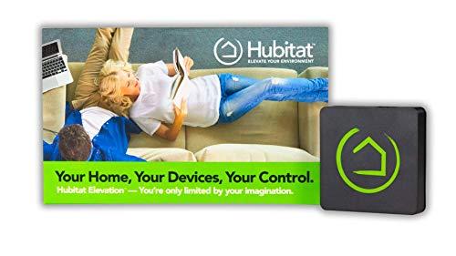 Hubitat Elevation Home Automation Hub - Works with Alexa, Google Home, Iris, Zigbee, Z-Wave, Lutron