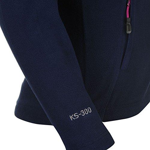 Jacket Womens Night Karrimor Fleece Blue PHdqC