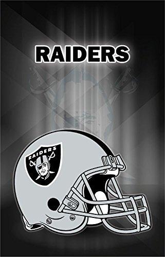 Oakland riders nfl american football sport usa wall helmet poster 28