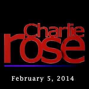 Charlie Rose: Ellen Futter, Mike Novacek, Neil Degrasse Tyson, and Robert Edsel, February 5, 2014 Radio/TV Program