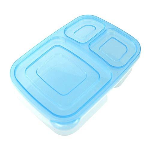 asosmos Crisper plástico fiambrera PP Lunch Box ...
