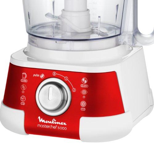 moulinex masterchef 5000 fp518g robot da cucina compatto amazonit casa e cucina