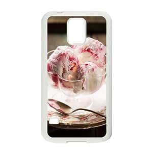 Hotsale Case for SamSung Galaxy S5 I9600 - Delicious ice cream ( WKK-R-89519 )
