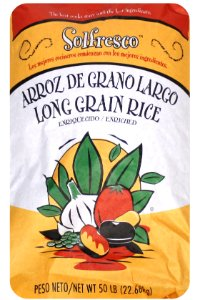 Long Grain White Rice - Bulk 50 Pound Bag by Honeyville