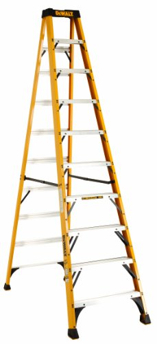berglass Stepladder Type IA with 300-Pound Duty Rating, 10-Feet ()