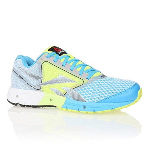 Reebok One Guide Blue Yellow Women V47076 Laufschuhe (38)