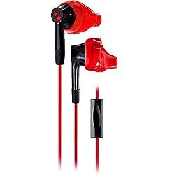 Yurbuds Inspire 300 Fitness Headphones (Red)