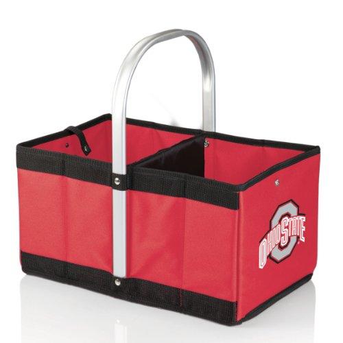 NCAA Ohio State Buckeyes Urban Market Basket, Red