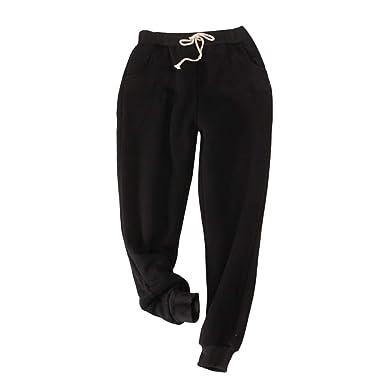 3943120fce Starstreetcom Women Ladies Soft Fleece Trousers Fur Lined Thick Warm ...